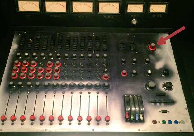 King Tubby's console